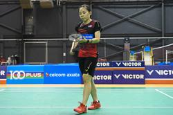 Qi Xuan battles for Uber Cup spot after giving Soniia a fight