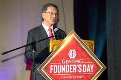 Lim Kok Thay puts fortune on line to save Genting HK