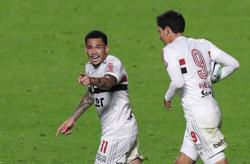Luciano's debut goal gives Sao Paulo 1-1 draw at home to Bahia