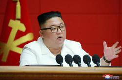 Kim Jong-un warns on North Korea's economy, in sign of crisis caused by Covid-19