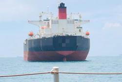 Tanker detained for illegal anchoring