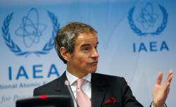 IAEA chief Grossi plans trip to pressure Iran on access to suspect sites