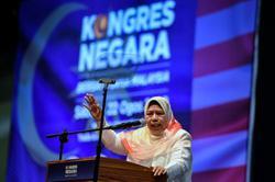 We defected on principle, says Zuraida Kamaruddin