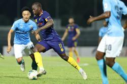 Terengganu beat PJ City 2-0 as Super League resumes behind closed doors