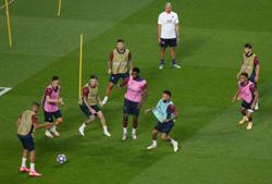 Lisbon provides the stage but no audience for Champions League final