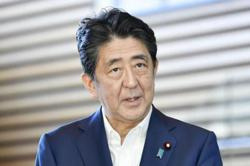 Support rate for Abe cabinet falls over handling of Covid-19 outbreak