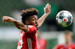 Bayern's Coman in for Perisic, Navas back for PSG