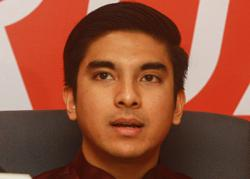 Report: Syed Saddiq to form own youth-centric political party