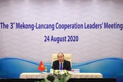 China proposes synergising Lancang-Mekong Cooperation with land-sea trade corridor
