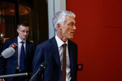 Swiss parliament lifts immunity of Attorney General Michael Lauber