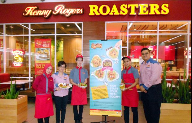Nine underperforming Kenny Rogers Roasters outlets were closed in the fourth quarter of FY20, which would lead to narrower losses.