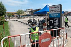 Last working Penang ferry breaks down