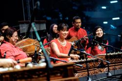 Good vibrations: how to unite people through gamelan music