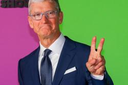 Apple's Tim Cook is poised to get US$279mil annual stock payout