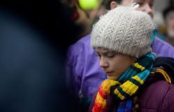 Climate activist Greta Thunberg back to school in Sweden