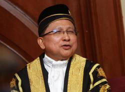 Ex-chief justice Malanjum to contest under Warisan ticket?