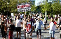 Berlin bans protest against coronavirus curbs