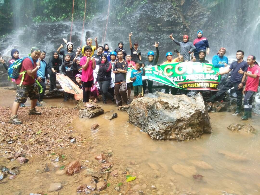 The group goes on hikes regularly but the Medeka outing was extra special. Photo: Persatuan Mendaki Kedah.