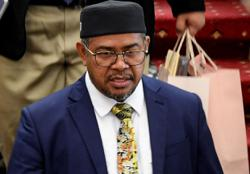 Mohd Khairuddin faces another round of questioning by police for breaching quarantine
