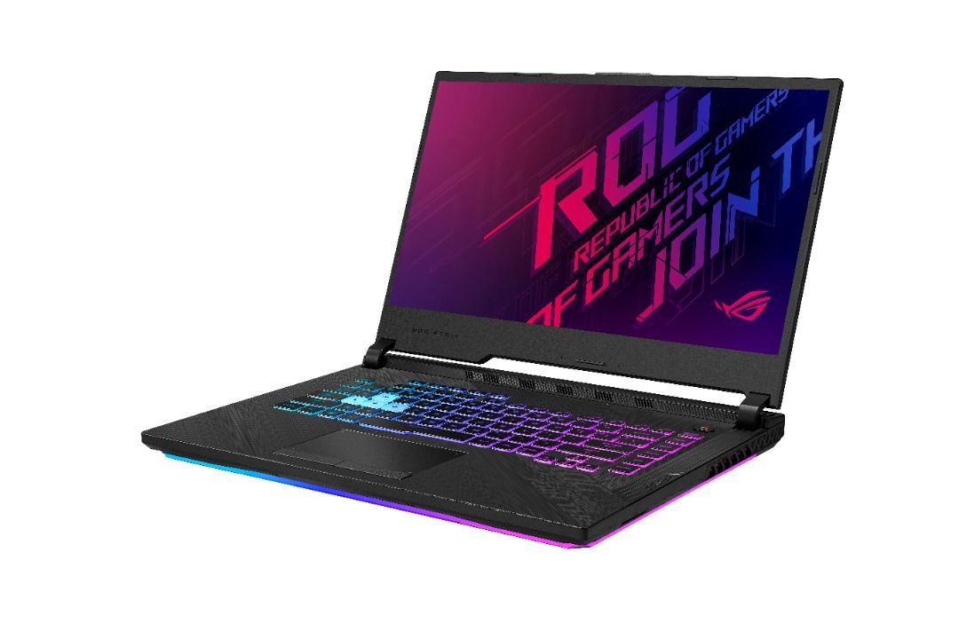 The Asus ROG