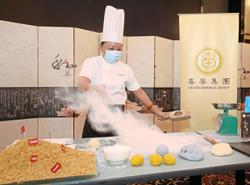 Traditional fare meets bold flavours