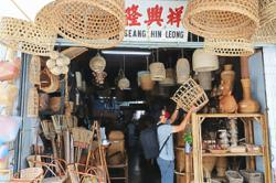 64-year-old rattan weaver inspired to keep family business going