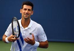 Djokovic, Thiem on opposite sides of U.S. Open draw
