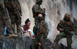 Violent 24 hours in Rio de Janeiro, as shootouts plague city