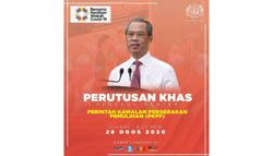 PM to deliver special address on recovery MCO at 8pm today (Aug 28)