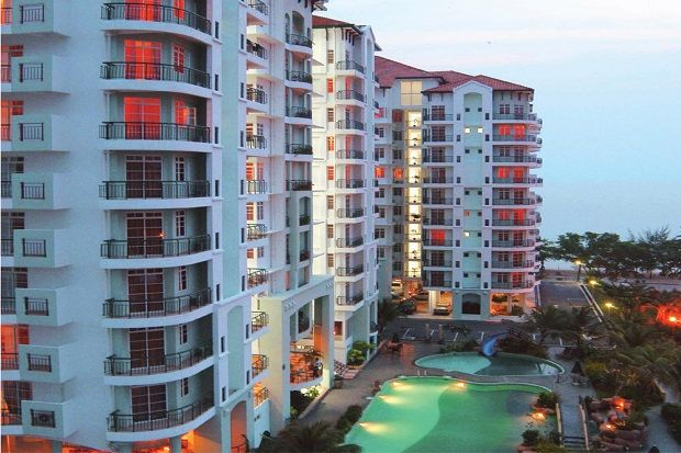 AnCasa Residences Port Dickson is perfect for a beach vacation.