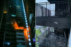 S'pore: 300 evacuated, 3 hospitalised after fire breaks out at Toa Payoh HDB flat