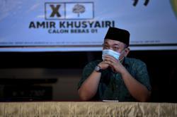 Amir Khusyairi: Slim is 'just the beginning' for Pejuang