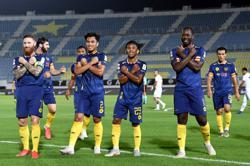Terengganu close gap on league leaders JDT