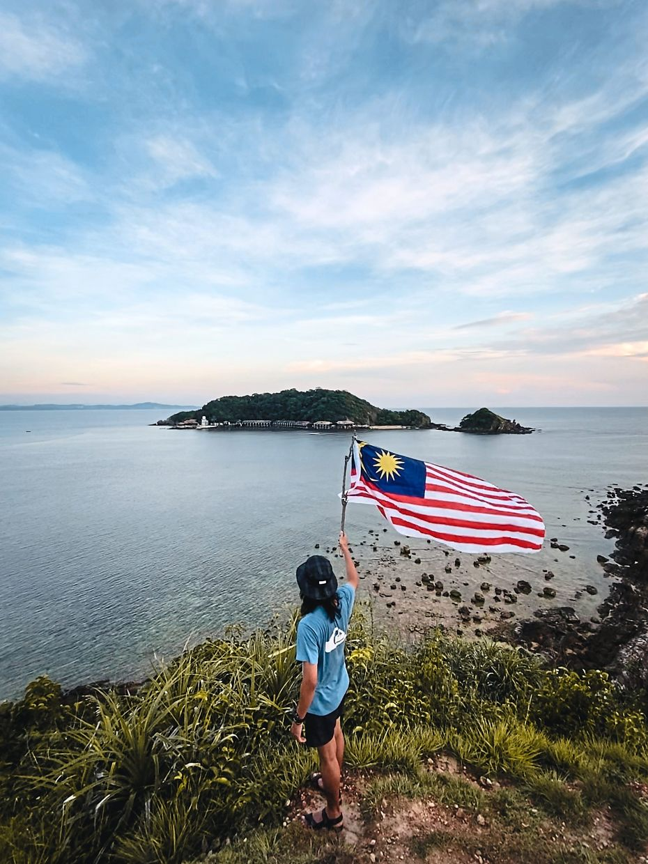 A fan of Terengganu's natural beauty, Azmeer makes a point to explore and photograph it with friends. — AZMEER ISKANDAR