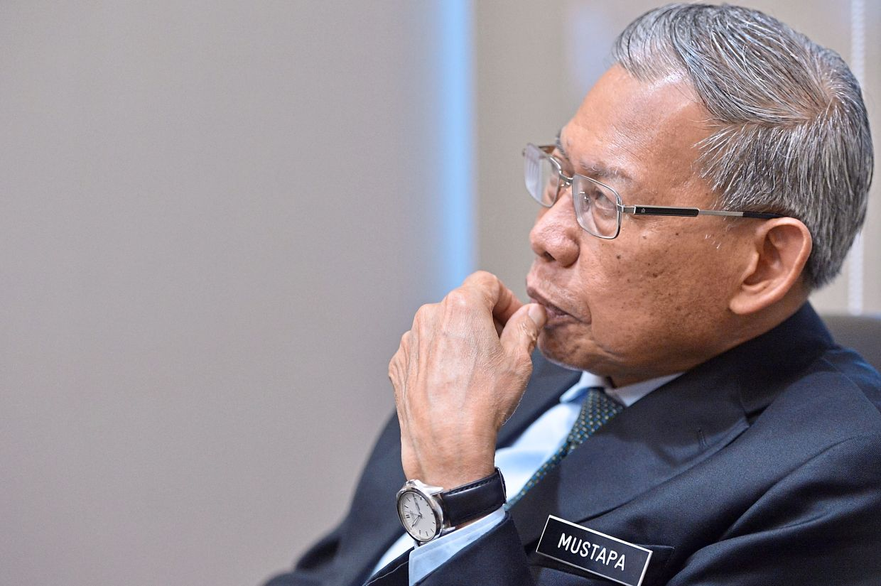 Face to face with Datuk Seri Mustapa Mohamed: Steady hand at the helm | The Star