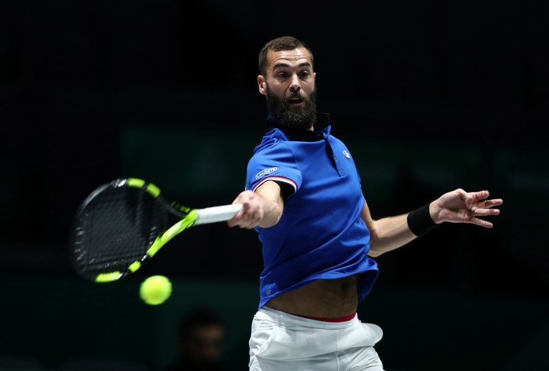 Tennis Paire Tests Positive For Covid 19 Before U S Open Report The Star