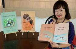 Miri artist and Pustaka Sarawak produce books for people with dyslexia