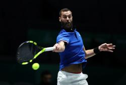 Paire tests positive for COVID-19 before U.S. Open - report
