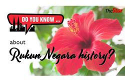 Do you know...about Rukun Negara history?