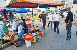 Traders cry foul over presence of illegal operators