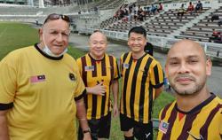 Ah, to play in Merdeka Stadium on Merdeka Day