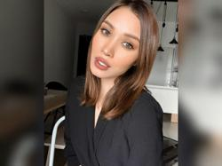 Local actress Zahirah Macwilson is six months pregnant