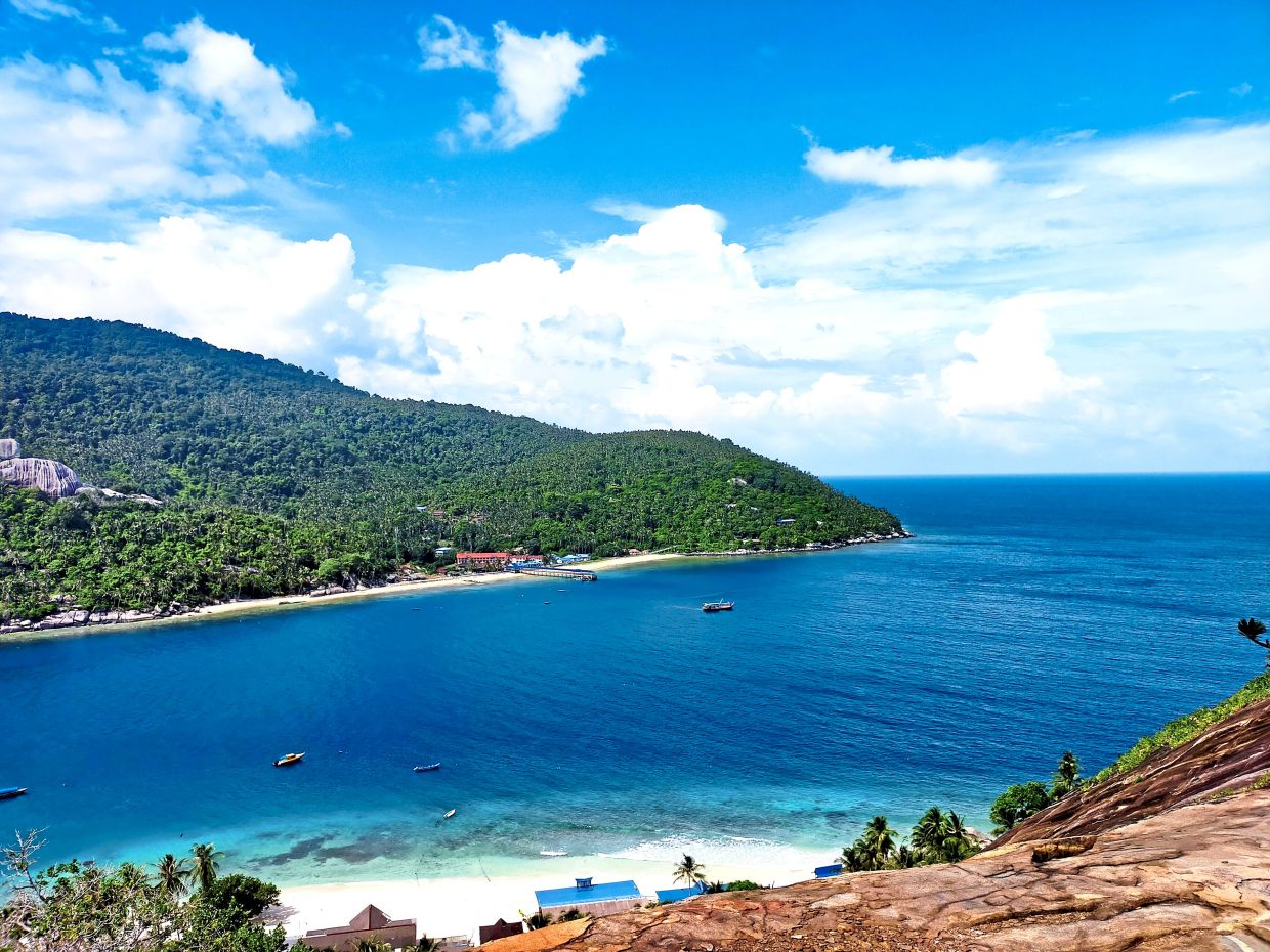 Kong-Kong Laut is unique compared to other tourism products such as the island in Mersing. — Filepic