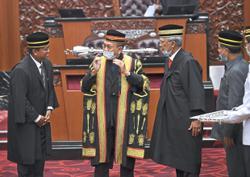 Rais is new Senate leader