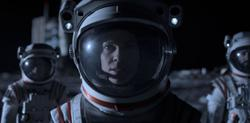 Actress Hilary Swank says she would love to travel into space someday