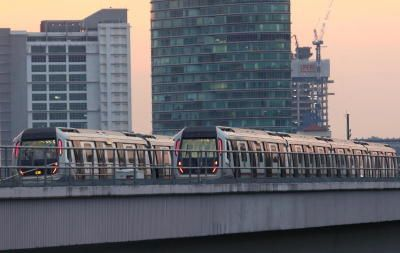 The High-Speed Rail (HSR) and Mass Rapid Transit Line 3 (MRT 3) will be significant projects to drive the economy from 2021 onwards and AllianceDB Research expects Gamuda to have a role in both projects.