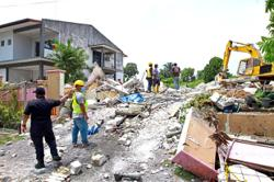 Making way for flood mitigation