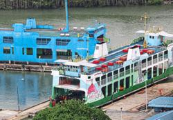 Eager to have ferry service upgraded