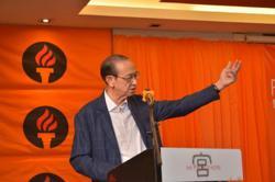 Chong Kah Kiat returns to clean up Sabah