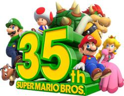 Nintendo's Mario turns 35, gets new games and toys